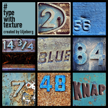 #Typewithtexture Selection 2