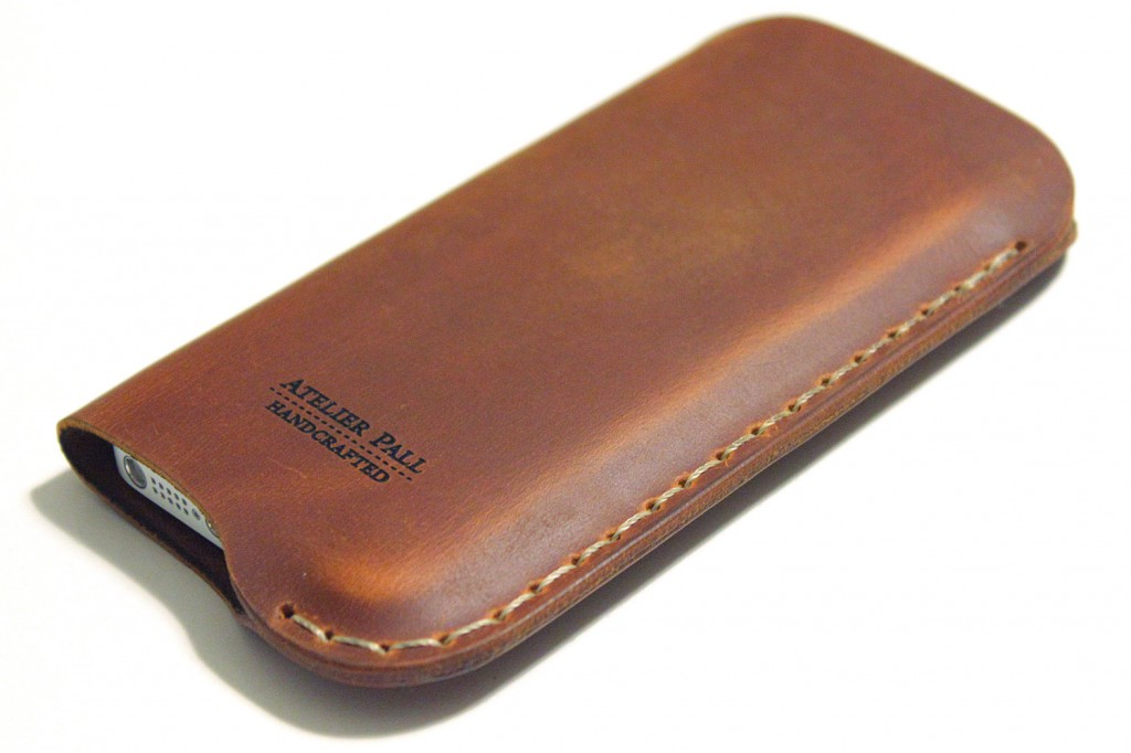 Atelier Pall iPhone 5 Leather Sleeve